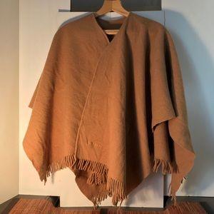LES COPAINS Vintage Italian Wool Cape